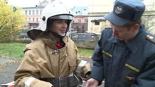Пожарным может стать каждый. Студия 11. 12.10.18