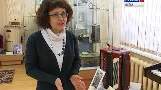 Выставка техники из прошлого в областном краеведческом музее (ГТРК Вятка)