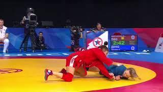 Чемпионат России по самбо в Хабаровске
