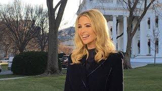 «Иванке нечего делать в правительстве». Чем нарушение правил Белого дома грозит дочери Трампа