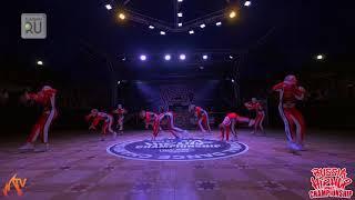 Курганские хип–хоперы Центра уличного танца «BRONX» стали победителями первенства России