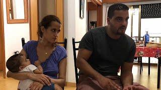"""Жизнь после """"Аквариуса"""": семья из Марокко"""