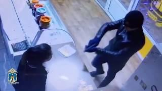 Вооружённый грабитель в Георгиевске