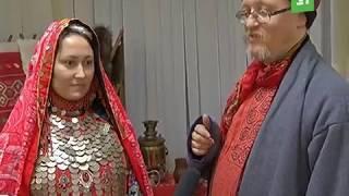 Башкирские модели вышли на подиум. Челябинцам показали этнографическое дефиле