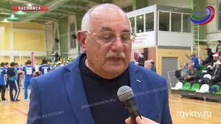 В Каспийске прошел волейбольный турнир памяти Магомеда Расулова