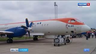 Авиасообщение между Костомукшей и столицей Карелии могут возобновить