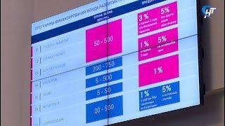 Представителям новгородских предприятий рассказали о возможностях получения льготных займов
