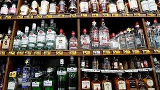 ВОЗ: надо меньше пить