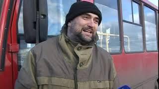 В Ярославле автобусы встали в очередь за топливом