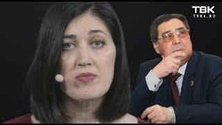 «Женский взгляд» на отставку А.Тулеева и народное творчество россиян