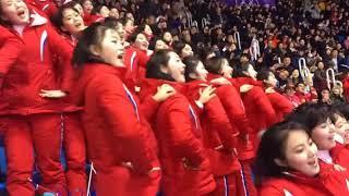 северокорейские болельщики удивили мир в Пхенчхане