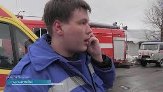 Три ребенка и двое взрослых погибли от отравления угарным газом в Саратовской области