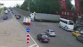 ДТП Октябрьская площадь. 22.06.18.