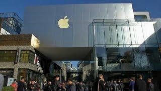 Apple стоит почти как Испания
