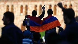 Протестующие в Ереване добились отставки премьера — что дальше? Обсуждаем с экспертами на RTVI