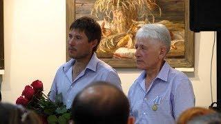 В музее Эрьзи открылась персональная выставка Малика Ямбушева