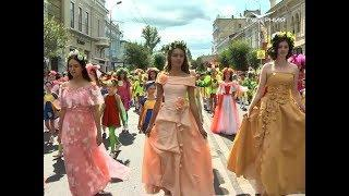 Фестиваль цветов в Самаре посетили 20 тысяч человек