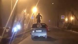 Опасный танцор в Пятигорске