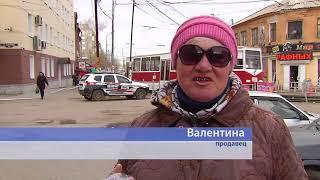 Жители Ленинского округа жалуются на стихийную свалку