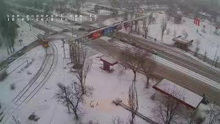 ДТП (авария г. Волжский) ул. Карбышева ул. Академика Королева 18-03-2018 16-27