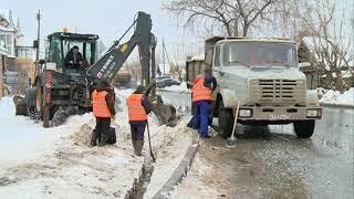 28 03 2018 Ижевск готовится к паводку