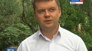Нововятскую набережную планируется реконструировать(ГТРК Вятка)