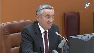 Мэр Юрий Бобрышев поблагодарил коллег за сотрудничество