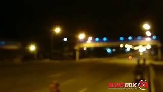 Во Владивостоке байкеры устроили опасные гонки