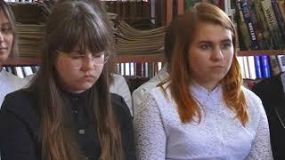 Ветераны ш Березовская посетили библиотеку «Гармония»