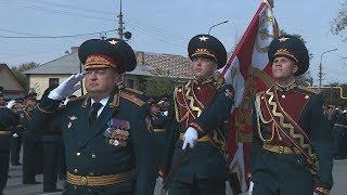 Калачевской бригаде Росгвардии вручили орден Жукова