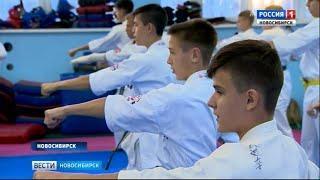 Золото и бронзу Чемпионата Европы по киокусинкай завоевали спортсмены из Новосибирска