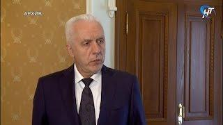 Владимир Путин назначил Александр Гуцана полномочным представителем в СЗФО