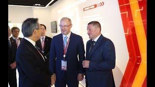 На базе «Химпрома» планируют открыть современное предприятие по изготовлению метанола