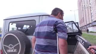 На ул. Авиаторов водитель сбил студентку