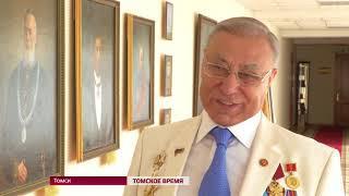 Борис Мальцев отмечает юбилей