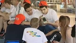 На всероссийские соревнования детей с ограниченными возможностями поедут две донские команды