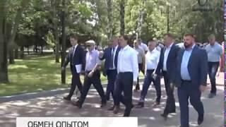В Белгороде с официальным визитом побывала делегация Орловской области