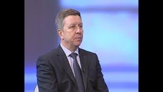 Глава Крымского района Сергей Лесь: федеральные программы дали старт развитию района