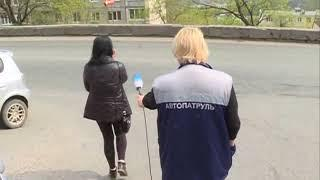 На Котельникова нетрезвая автомобилистка устроила ДТП и едва не слетела с косогора