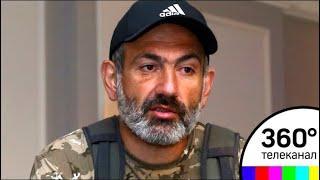Лидер оппозиции Армении Никол Пашинян собирается стать премьер-министром - СМИ2