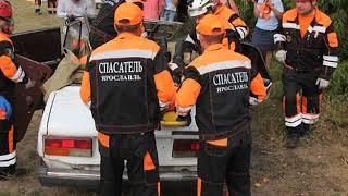В Ярославле прошли масштабные учения Центра гражданской защиты