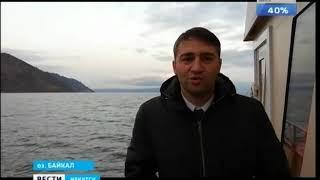 Браконьерские сети поднимали со дна Байкала дайверы