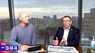 В эфире: Юрий Баранчук
