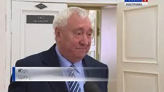 Губернатор Сергей Ситников представил заксобранию отчет о работе администрации за прошлый год
