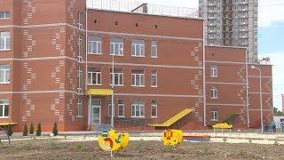 Новый детский сад в Кировском районе откроется 1 сентября