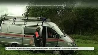В Череповецком районе вывели из леса двоих человек