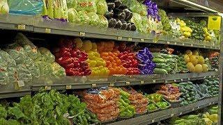 В Югре установились цены на основные продукты