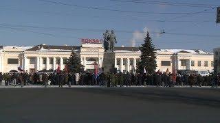 Народный подвиг: в Екатеринбурге отметили 75-летие уральского танкового корпуса