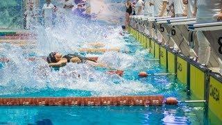 В Ханты-Мансийске стартовали соревнования по плаванию