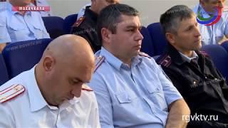 В управлении ГАИ Дагестана подвели итоги работы ведомства за 9 месяцев года